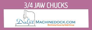 3/4 Jaw Chucks